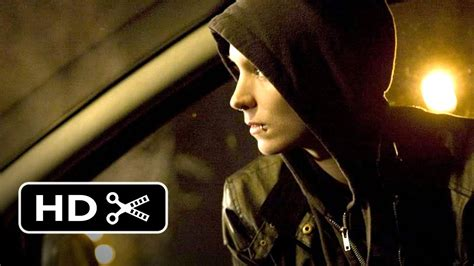 the girl with the dragon tattoo trailer the with the official trailer 1