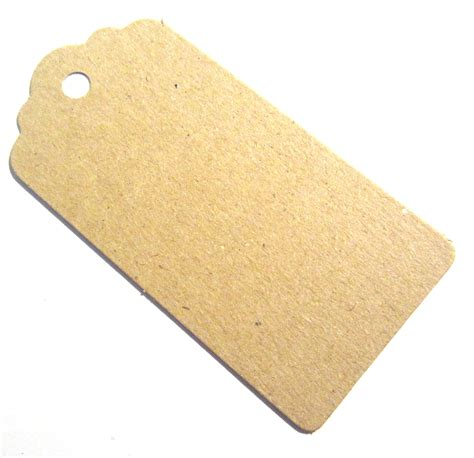 gift tags 10 large brown kraft gift tags wedding favour by