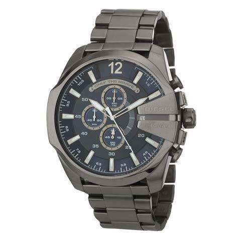 diesel montre chronographe quartz dz4329 homme anthracite chic achat vente montre cdiscount