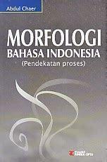 Sintaksis Bahasa Indonesia Pendekatan Proses Abdul Chaer Buku Bah toko buku rahma morfologi bahasa indonesia