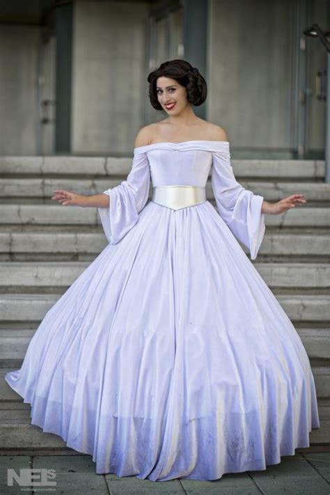 Leia Dress beautiful princess leia gown neatorama