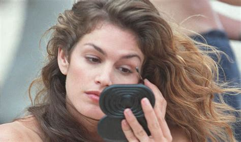 supermodel cindy crawford was humiliated as a teen by the
