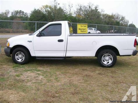 f150 long bed 2002 ford f 150 xl long bed truck for sale in brooksville