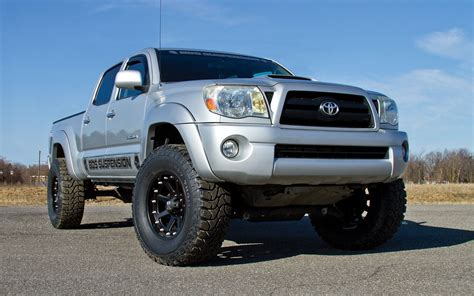 Toyota Tacoma 4 Inch Lift Kit 2005 2012 Toyota Tacoma Bds Suspension 4 Inch Lift Kit