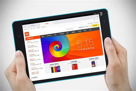 Tablet Xiaomi Mipad xiaomi officially unveiled its tablet mipad looks suspiciously like mini mikeshouts