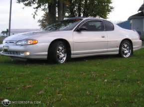 2003 Chevrolet Monte Carlo Ss 2003 Chevrolet Monte Carlo Ss Id 8577