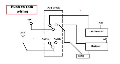 icom ptt headset wiring diagrams headphone parts diagram