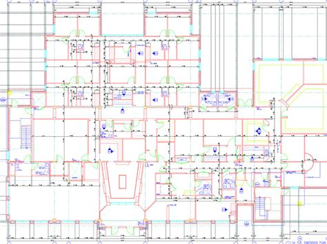 design  associates  built drawings