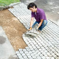 continue the courses how to build a driveway apron