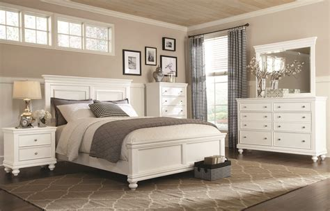 White Bedroom Furniture by What Do You Think Of White Bedroom Sets Em Or