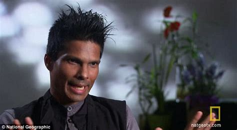 boys hairstayle sri lanka sri lankan man claims to have lived without eating food
