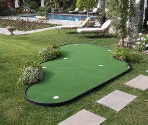 backyard putting green 28 outdoor indoor putting greens mats designs ideas