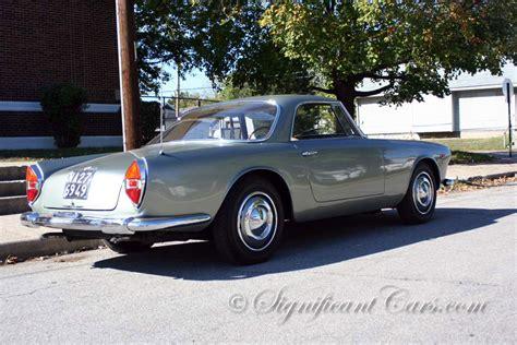 Lancia Flaminia For Sale 1959 Lancia Flaminia Gt Classic Italian Cars For Sale