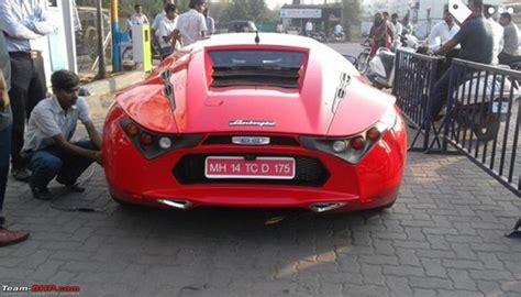 Modifying Cars In Chennai by Spotted Dc Avanti With Lamborgini Badge Motoroids
