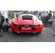"Spotted DC Avanti With ""Lamborgini"" Badge  Motoroids"