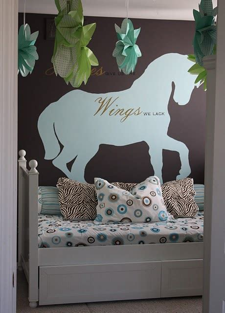 teenage horse themed bedroom the yellow cape cod 31 days of character building easy