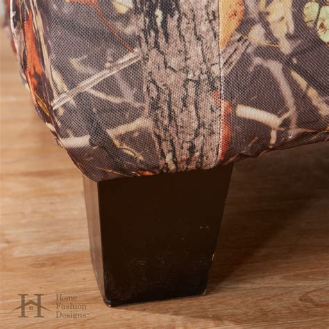 camo couch cover slips kings camo strapless slip resistant form fit furniture