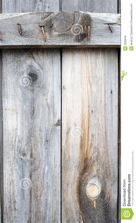Wood Plank Nails
