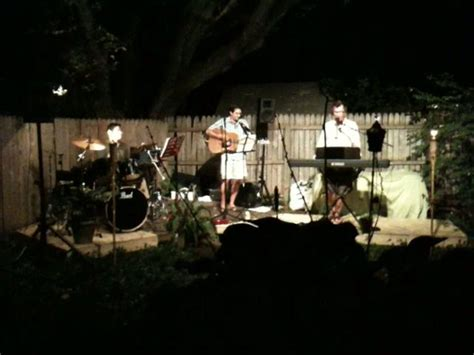 backyard concerts annual backyard concert on vimeo