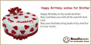 birthday wishes for brother page 12 nicewishes com