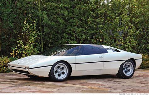 70s Lamborghini Million Dollar Cars Of The Future From The 70s 1974