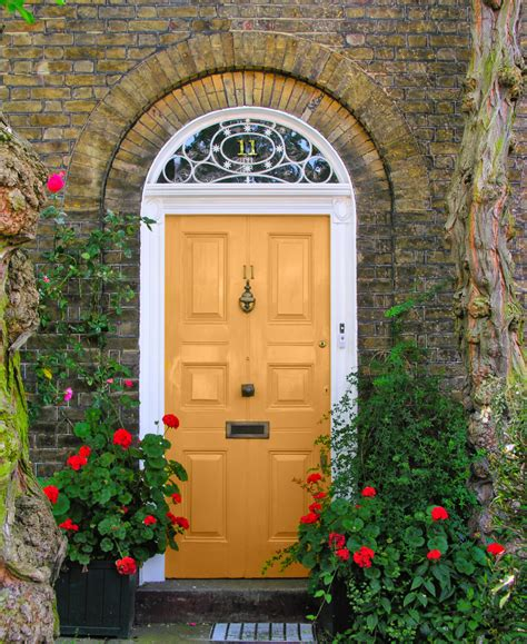 Front Door Paint Colours | ten best front door colours for your house maria killam