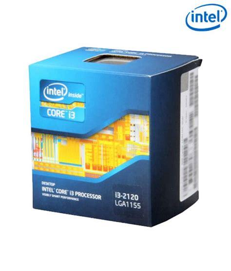Prosessor Intel I3 2120 330 Ghz intel 3 3 ghz lga 1155 i3 2120 processor buy intel 3 3 ghz lga 1155 i3 2120