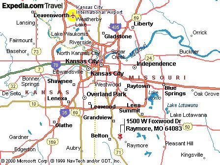 missouri border map image gallery kansas city map