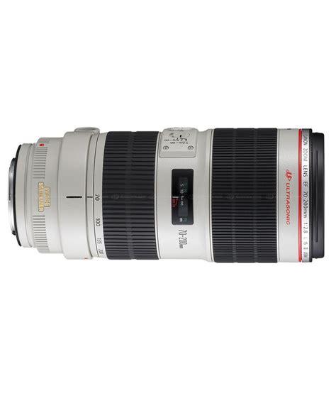 Lensa Canon 70 200mm F 4l canon ef 70 200mm f 4l is usm lens price in india buy canon ef 70 200mm f 4l is usm lens