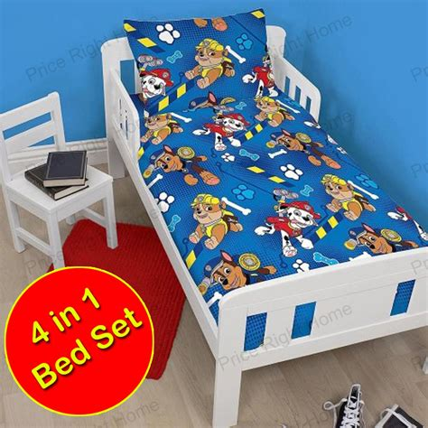 paw patrol comforter paw patrol official duvet cover sets various designs kids