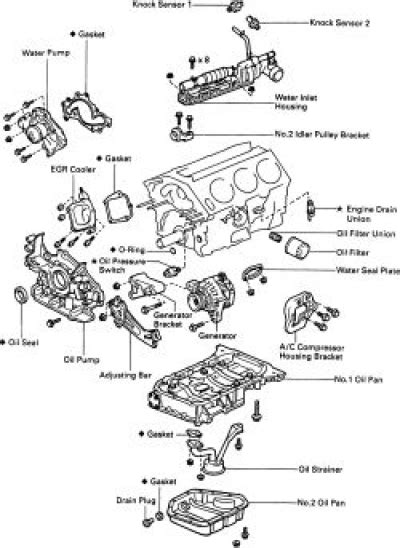 small engine service manuals 1997 toyota corolla electronic throttle control 2000 toyota corolla engine diagram automotive parts diagram images
