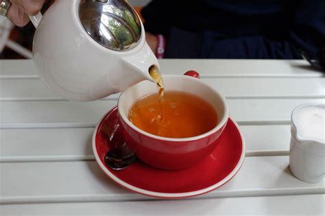 Sun Soya Milk Tea tea at the hobson s garden cafe zinc moon