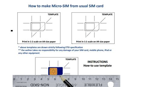 micro sim card template for iphone 4 pdf netgeotube como cortar mini sim card e transform 225 lo em