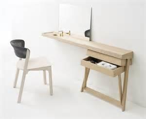 Bureau et coiffeuse par shay alkalay blog d 233 co design