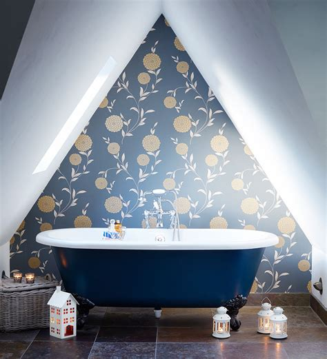 Bathroom Wallpaper Ideas Uk by Bathroom Wallpaper Ideas That Will Elevate Your Space To