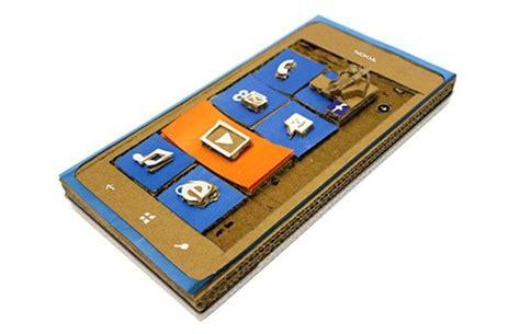 como hacer un telefono en carton tel 233 fonos de cart 243 n para ganar un nokia lumia 900
