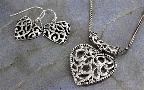 how to make filigree jewelry sterling silver filigree drop earrings