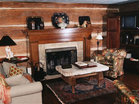 Bed And Breakfast Fireplace by Tennessee Bed And Breakfast Cabins Lairdland Farm Cabins B B