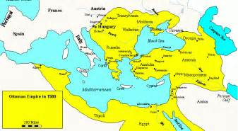 Original Location Of The Ottoman Empire Islam Arabs History