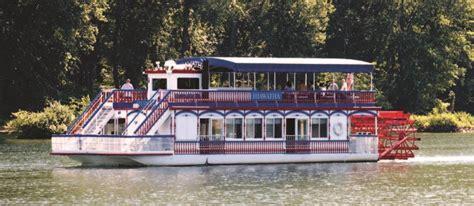 hiawatha river boat exploring north central pennsylvania