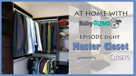 Closet Episodes by Diy His Master Closet Makeover At Home With Baby Gizmo