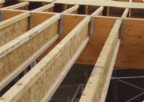 Engineered Floor Joists Jji Joists Jones Joists Timber Division Home