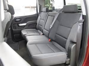2014 chevrolet silverado genuine leather seat covers
