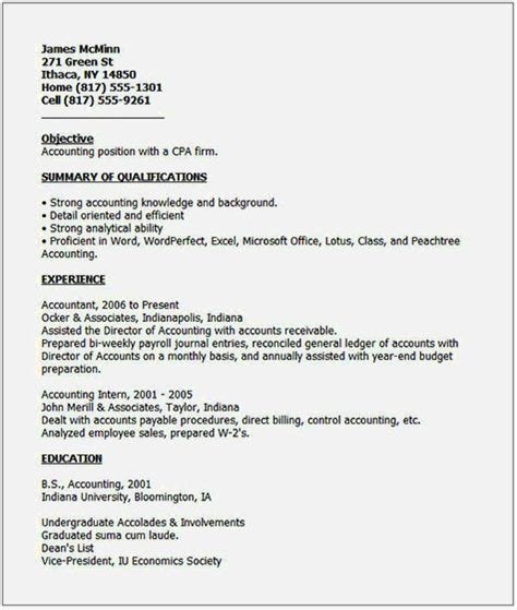 15 year cv exle resume template cover letter
