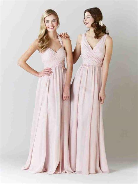 Blush Bridesmaid Dress by Blush Pink Bridesmaid Dresses Wedding And Bridal