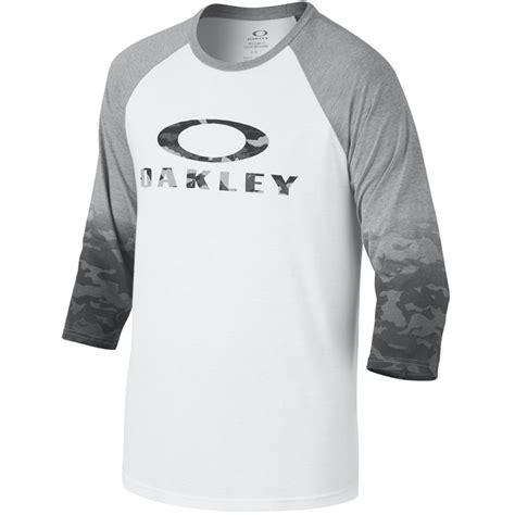 T Shirt 3 4 oakley kicker raglan t shirt 3 4 sleeve s
