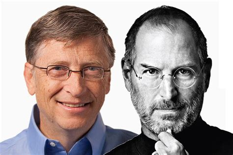 biography of bill gates and steve jobs steve jobs vs bill gates seocustomer