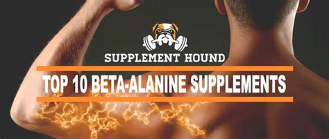 10 Best Images About Beta best beta alanine supplements top 10 products for 2018