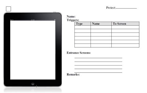 ipad grid template 20 free printable sketching and wireframing templates