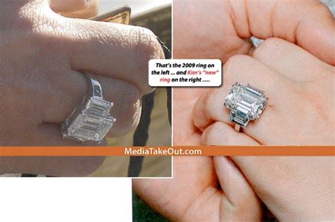 kim kardashian bought her own engagement ring kardashian heart big shocker did kimmy bought her own ring